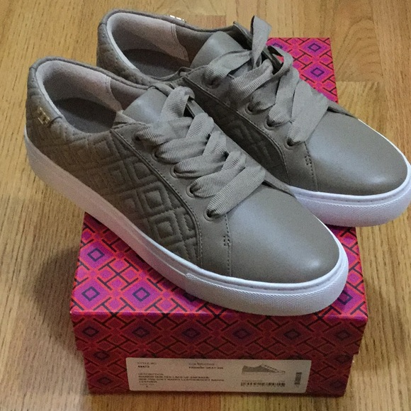 2e24ea3a6247 Marion Quilted Lace up Sneakers